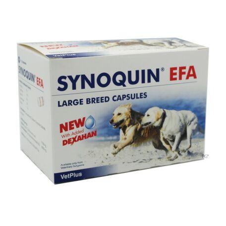 Synoquin EFA tabletta  nagytestű kutyák részére 30 db