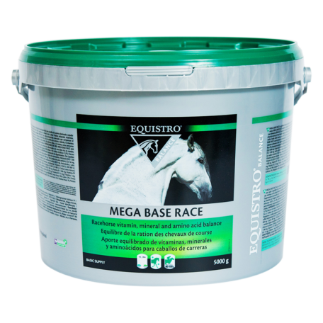 Equistro Mega base Race 5kg