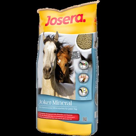 JOSERA Joker-Mineral lótáp 15 kg