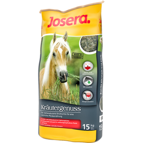 JOSERA Krauter-Aktiv lótáp 20 kg
