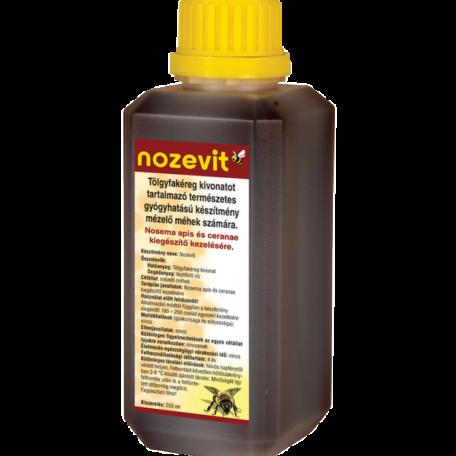 Nozevit természetes gyógyhatású készítmény
