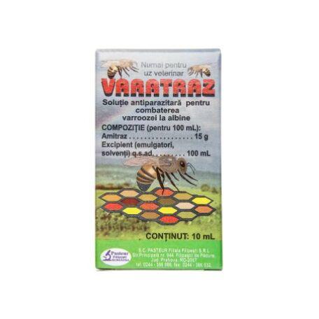 Varatraz 150mg/ml oldat méhek számára A.U.V.