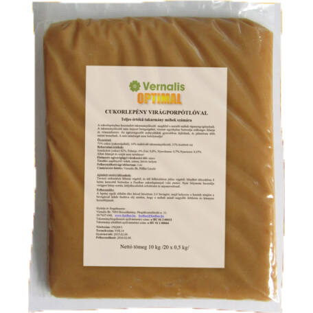 Vernalis Optimal cukorlepény 0,5kg