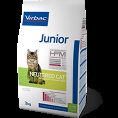 Virbac HPM Junior Neutered Cat