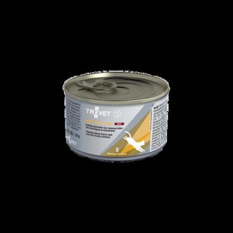 Trovet Urinary Struvite (ASD) konzerv táp macskáknak marhahúsból 85 g