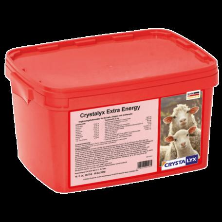 Crystalyx Extra Energy energiatakarmány kérődzőknek 22,5 kg