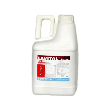 Lavital Forte emulzió vitaminkoncentrátum 5l