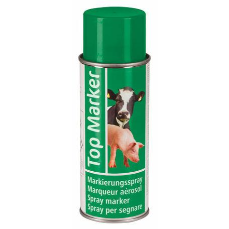 Állatjelölő spray 500 ml zöld