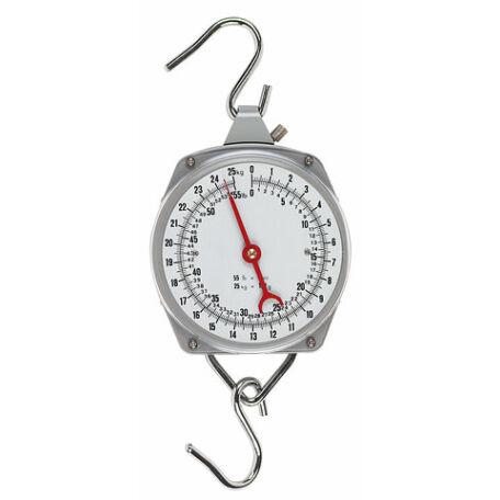 Rugós mérleg 0-25 kg