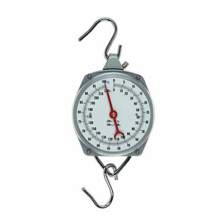 Rugós mérleg 0-100 kg