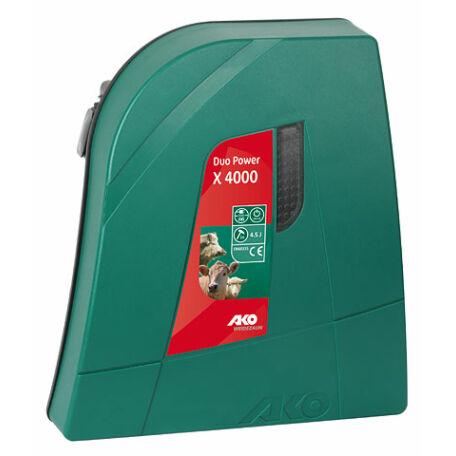 AKO Duo Power X4000 készülék