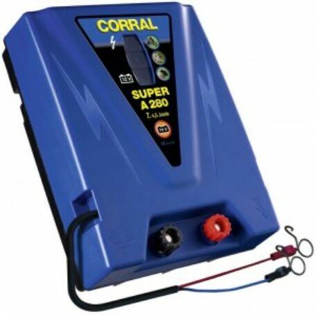 CORRAL Super A 280 12V készülék