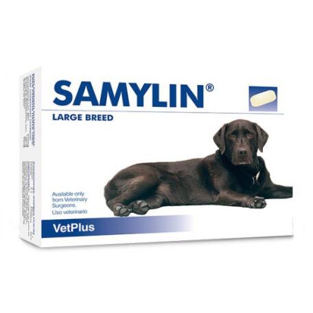 Samylin májvédő nagytestű kutyáknak 30X5,3g