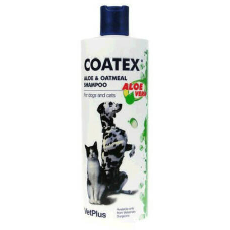 Coatex Aloe&Oatmeal sampon 250 ml