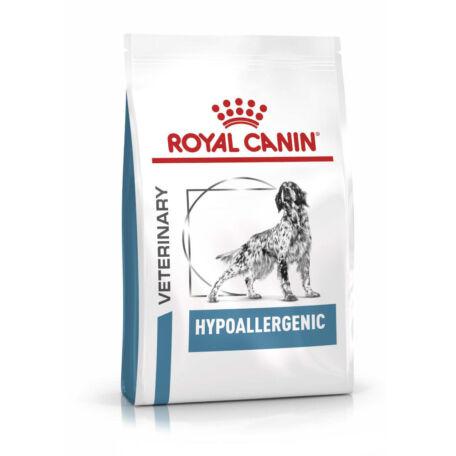Royal Canin Hypoallergenic kutyáknak
