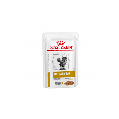 Royal Canin Cat Urinary S/O Moderate Calorie alutasakos eledel