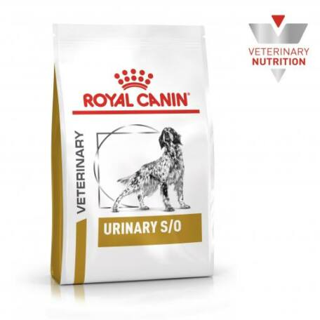 Royal Canin Urinary S/O kutyáknak